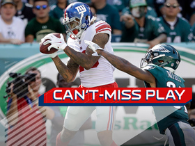 Can't-Miss Play: OBJ may have made his best one-handed TD catch ever