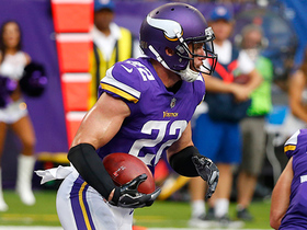 Harrison Smith picks off Jameis Winston in the red zone