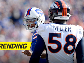 Von Miller joke on Tyrod Taylor backfires in spectacular fashion