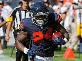 Watch: Jordan Howard scores game-winning touchdown in overtime