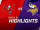 Watch: Buccaneers vs. Vikings highlights | Week 3