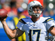 Watch: Philip Rivers throws second interception in first quarter