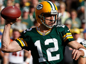 Aaron Rodgers passes John Elway on all-time pass TDs list