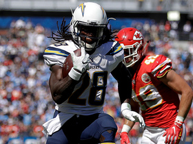 Watch: Melvin Gordon runs in 11-yard TD