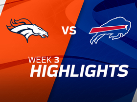 Broncos vs. Bills highlights | Week 3