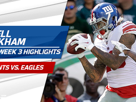Odell Beckham Jr. highlights | Week 3
