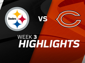 Steelers vs. Bears highlights | Week 3