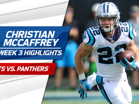 Watch: Christian McCaffrey highlights | Week 3