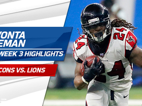 Devonta Freeman highlights | Week 3