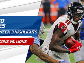 Julio Jones highlights | Week 3