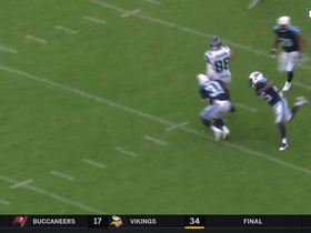 Russell Wilson finds Jimmy Graham for 26 yards