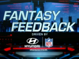 Watch: Week 3: Red Zone Fantasy Feedback