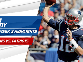 Watch: Tom Brady highlights | Week 3
