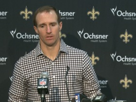 Watch: Saints postgame press conference