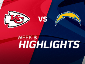 Chiefs vs. Chargers highlights | Week 3