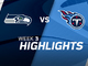 Watch: Seahawks vs. Titans highlights | Week 3