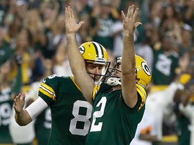 Watch: Mason Crosby hits game-winning 27-yard field goal in OT