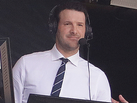 Tony Romo says Packers should use a timeout...and then they call one immediately after