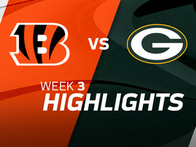 Bengals vs. Packers highlights | Week 3
