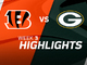 Watch: Bengals vs. Packers highlights | Week 3