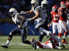 Watch: Melvin Ingram highlights | Week 3