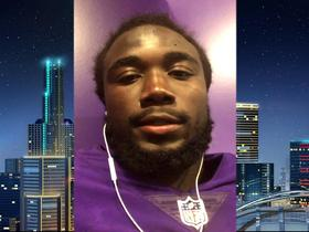 Watch: Dalvin Cook on Case Keenum: We're ready to make plays for him