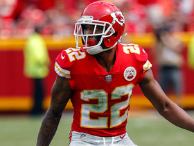 Marcus Peters grabs first interception of 2017, returns for 38 yards