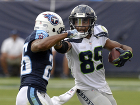 Watch: Ian Rapoport: Doug Baldwin will have test on groin injury Monday