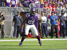Watch: Peter Schrager: Xavier Rhodes is a bad man