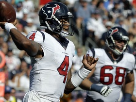 Watch: Kyle Brandt: Deshaun Watson looked like Russell Wilson and Ben Roethlisberger on Sunday