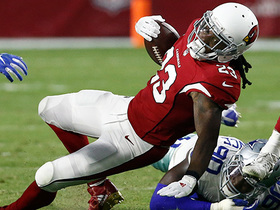 Watch: Chris Johnson hits the B button for 5-yard gain