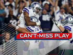 Watch: Can't-Miss Play: Dak unloads incredible heave for 37-yard TD