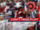 Watch: Can't-Miss Play: Larry Fitzgerald yanks 50/50 ball from Orlando Scandrick