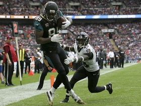 Marcedes Lewis: I'm an all around tight end