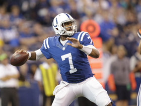 Watch: What I Like from Week 3- Jacoby Brissett