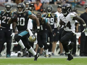 Watch: What I Like from Week 3- Jaguars and early games in London