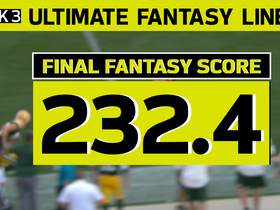 Watch: Ultimate Fantasy Lineup - Week 3
