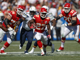Watch: Irvin: Reid finally has the toys to play with in Hunt and Hill