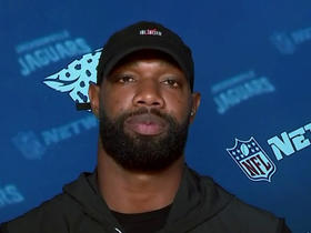 Watch: Marcedes Lewis explains personal success in 12th season