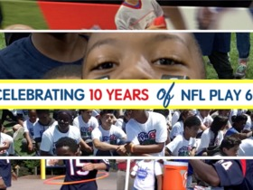 Watch: NFL Play 60 - Celebrating 10 Years!