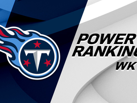 Watch: Titans rise to No. 5 in Power Rankings