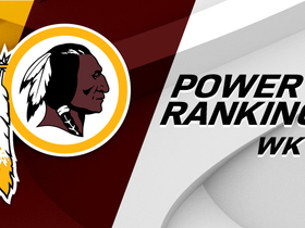 Watch: Redskins rise to No. 7 in Power Rankings