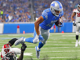 Watch: Where would the Lions If Golden Tate's late touchdown stood, where would Lions be ranked?be ranked if Golden Tate scored late touchdown?