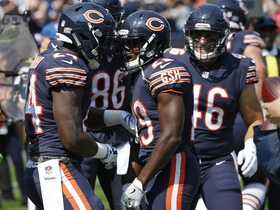 Omar Ruiz: Bears plan to pound the ball with Cohen and Howard