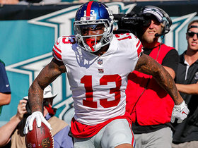 Peter King: Giants want to see how Odell Beckham behaves