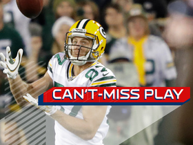 Can't-Miss Play: Nelson jukes defenders after Rodgers' deep-ball magic