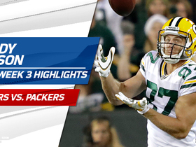 Jordy Nelson highlights | Week 4