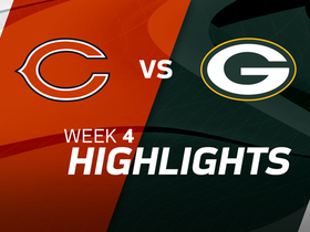 Bears vs. Packers highlights | Week 4