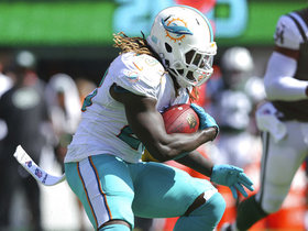 How big of an impact will Jay Ajayi have vs. Saints in London?