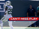 Watch: Can't-Miss Play: Bilal Powell scores from 75 yards out on a controversial no-call